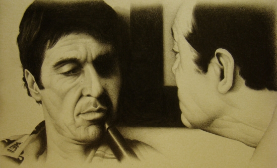 Al Pacino by wei